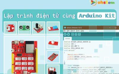 Lập trình điện tử cùng Arduino Kit