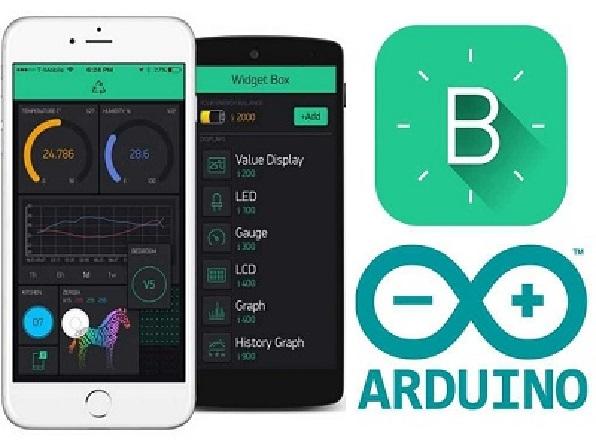 Lập trình Arduino – Điều khiển bằng Blynk