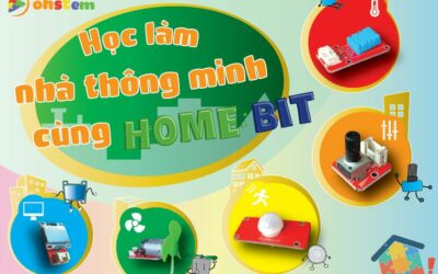 Học làm nhà thông minh cùng Home:Bit