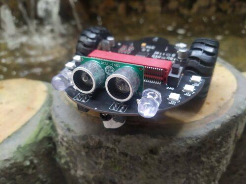 Xe đồ chơi điều khiển từ xa Car:Bit photo review