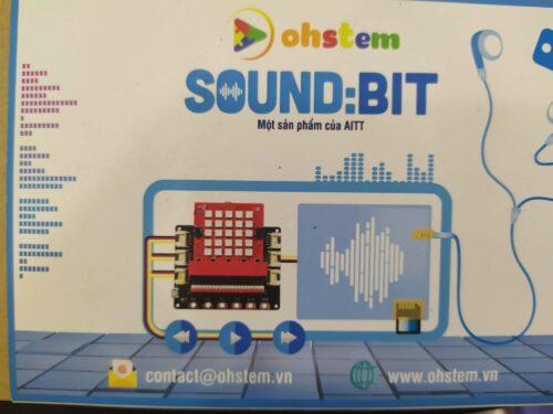 Kit làm máy nghe nhạc Sound:Bit photo review