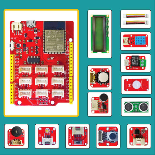 Hướng dẫn sử dụng Arduino Advance Kit