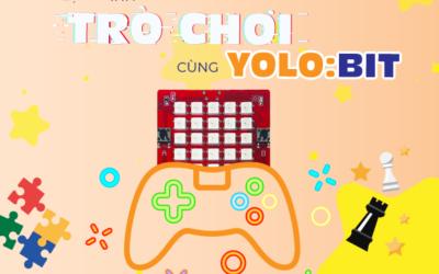 Lập trình Trò Chơi với Yolo:Bit