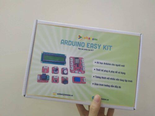Lập trình Arduino đơn giản cùng Arduino Easy Kit photo review