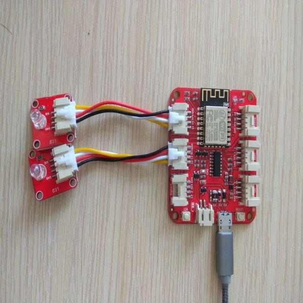 Chuẩn cắm Grove của Arduino Easy Kit