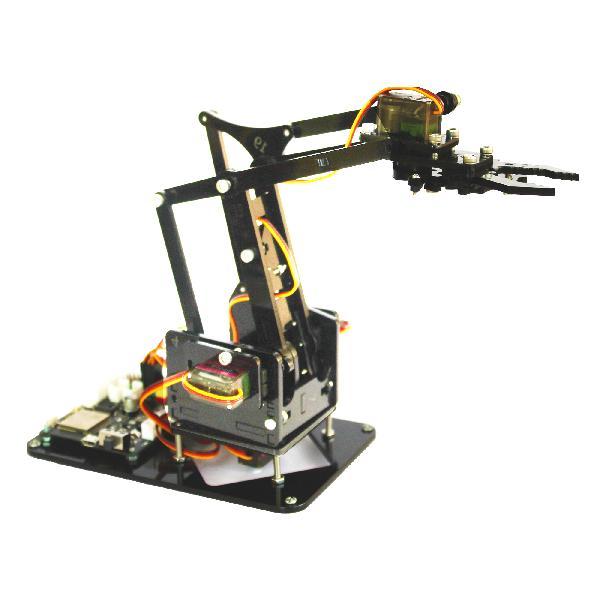 Hướng dẫn sử dụng robot lắp ráp ArmBot