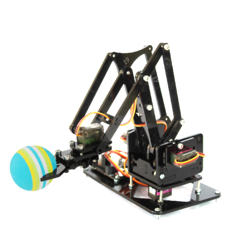 Hướng dẫn sử dụng cánh tay robot ArmBot