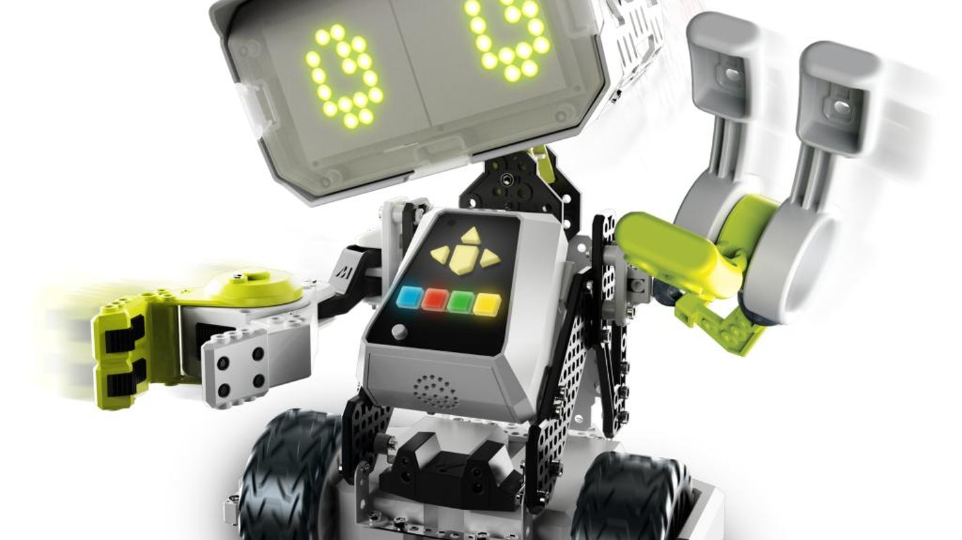 Đồ chơi robot thông minh có thể lập trình