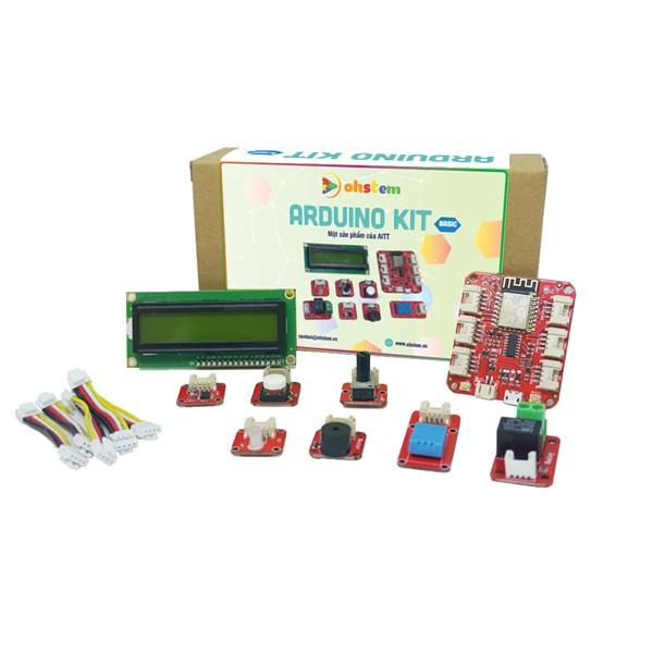 Thiết bị học lập trình Arduino Easy Kit