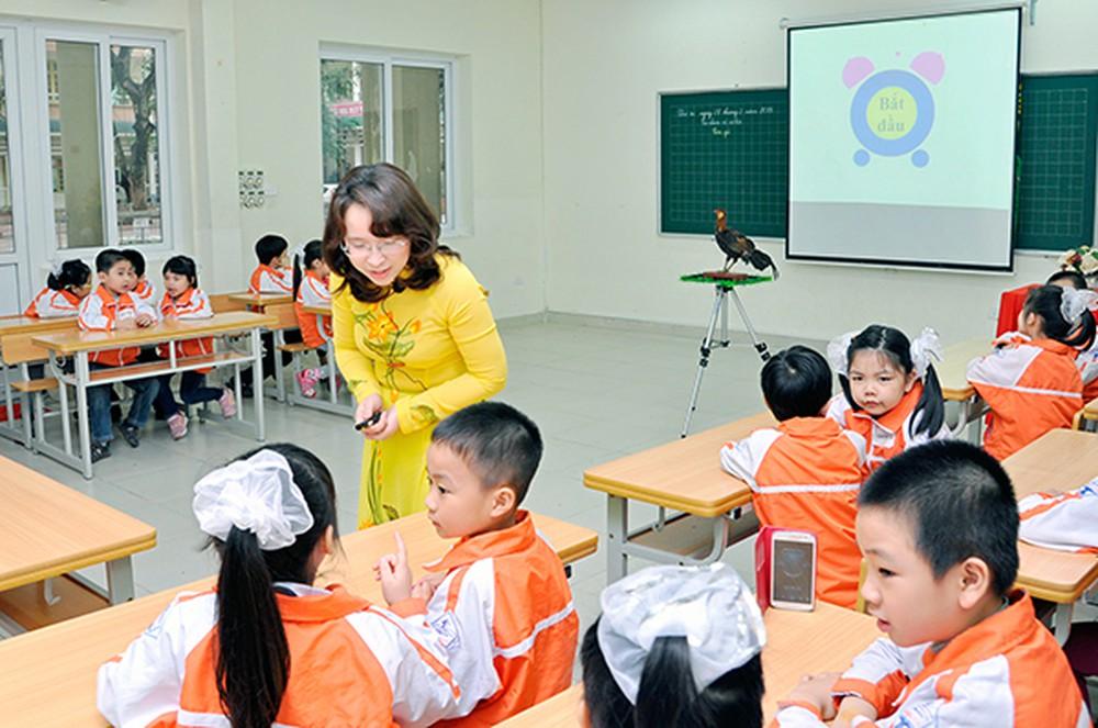 Giáo dục 4.0 tại trường