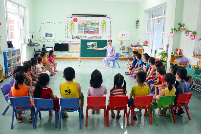 Giáo dục 4.0 giúp trẻ học hỏi chuyên sâu