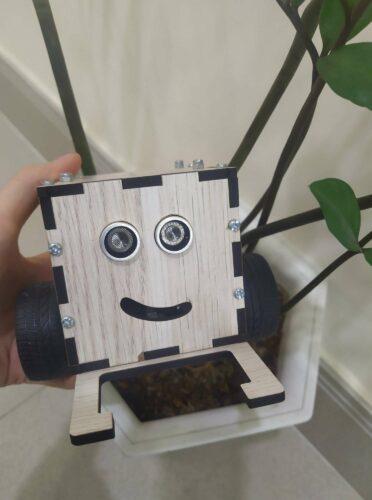 Đồ chơi mầm non PetBot - robot giáo dục photo review