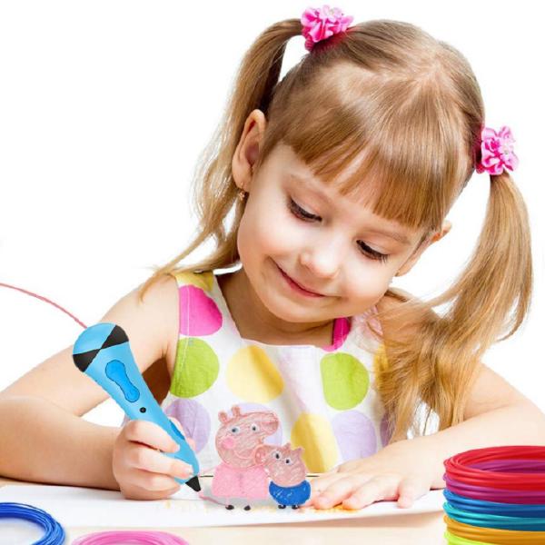 Bút vẽ 3d giúp bé thông minh hơn