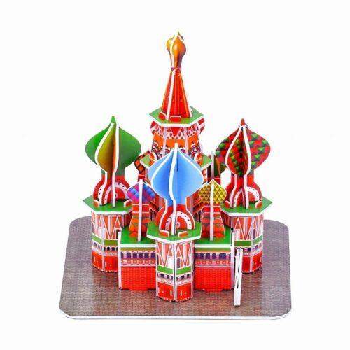 Mô hình giấy 3D Cubic Fun
