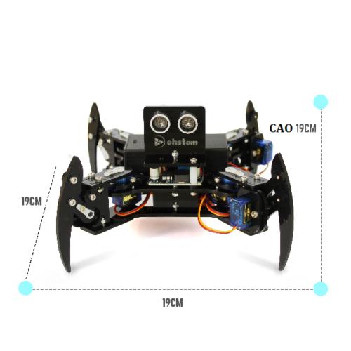 Robot nhện SpiderBot