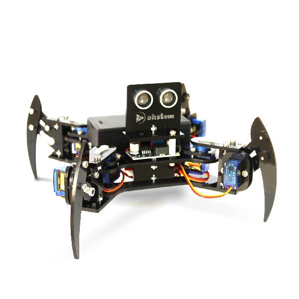 Hướng dẫn sử dụng Robot lắp ráp SpiderBot