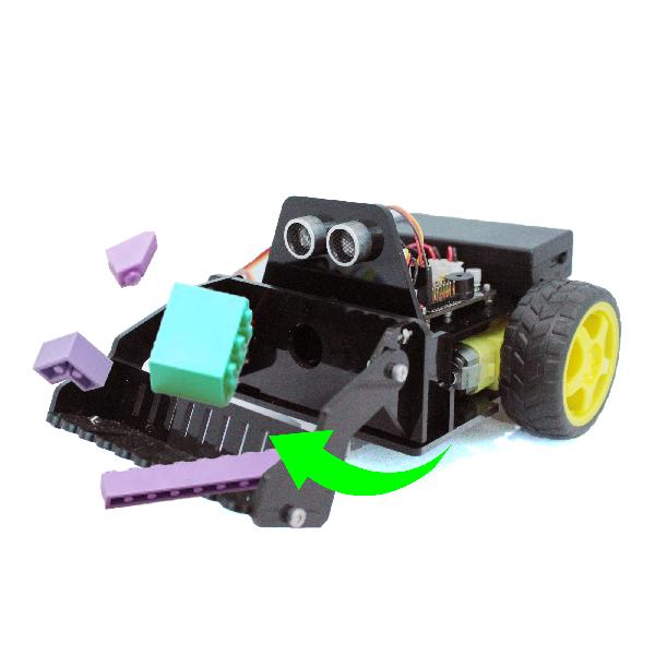 Xe biến hình Robot TransformBot