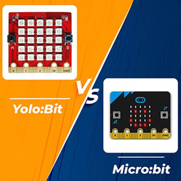So sánh Micro:Bit và Yolo:Bit