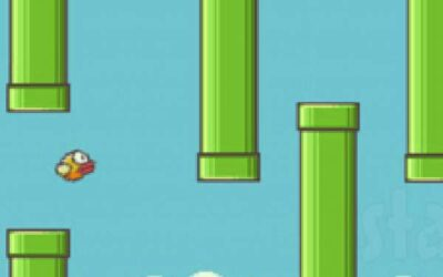 Chơi Flappy Bird cùng Yolo:Bit