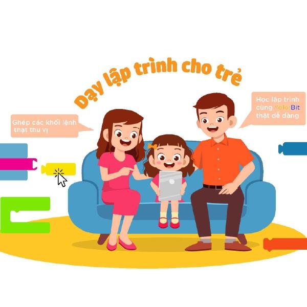Dạy lập trình cho trẻ em