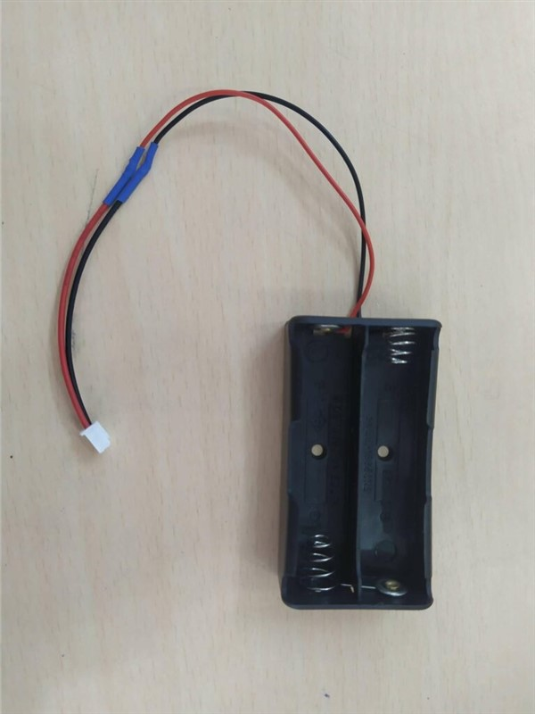 BatmanBot version sử dụng hộp 2 pin liền nhau