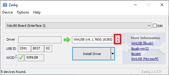 Cập nhật driver cho Window 7