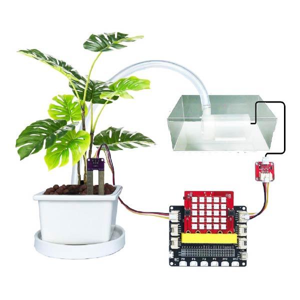 Chăm sóc vườn cây thông minh từ Yolo:Bit