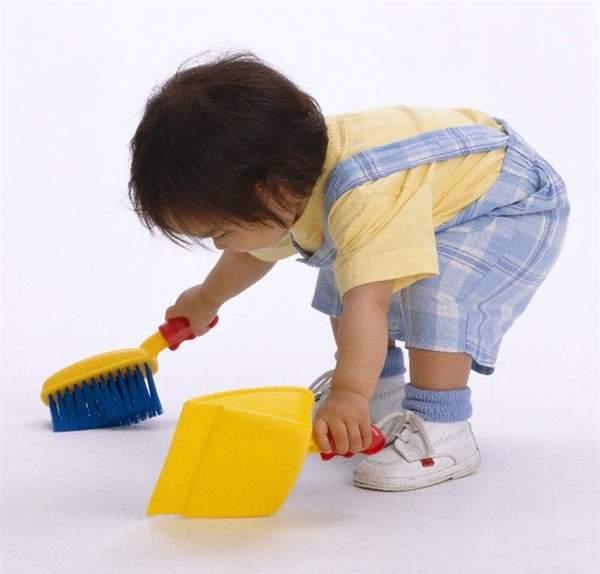 Dạy kỹ năng sống cho trẻ 2 tuổi