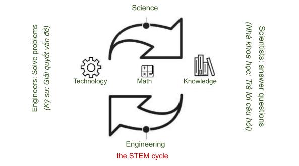 Chu trình STEM