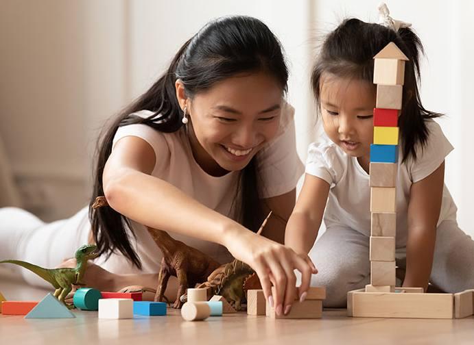 Phương pháp STEM tại nhà cho trẻ mẫu giáo