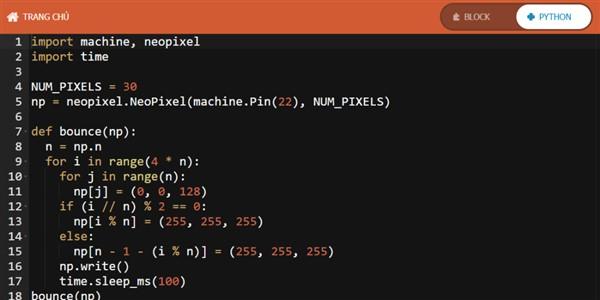 Code lập trình