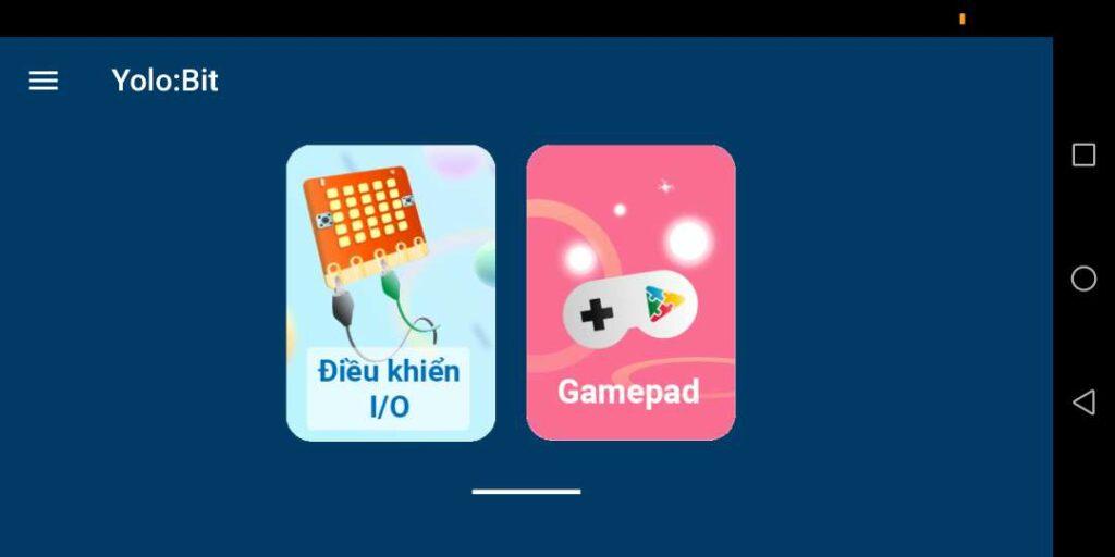 Thẻ Gamepad