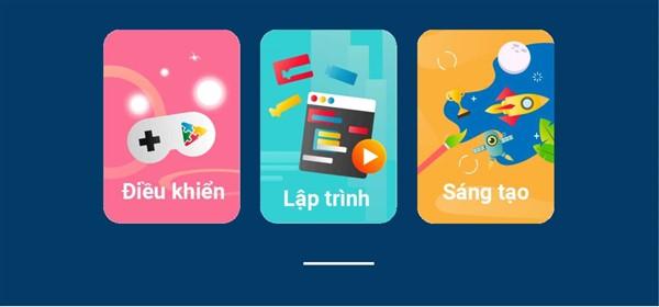 chức năng trong app OhStem