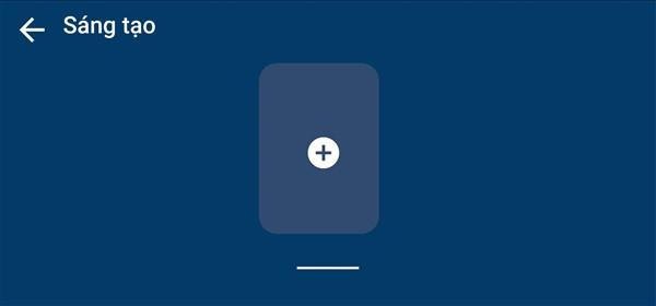 Giao diện sáng tạo của app
