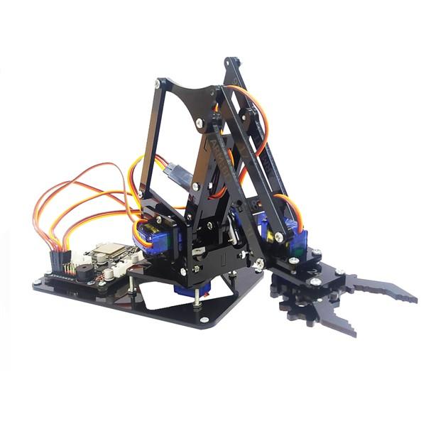 Có nên cho trẻ tiếp xúc lập trình robot
