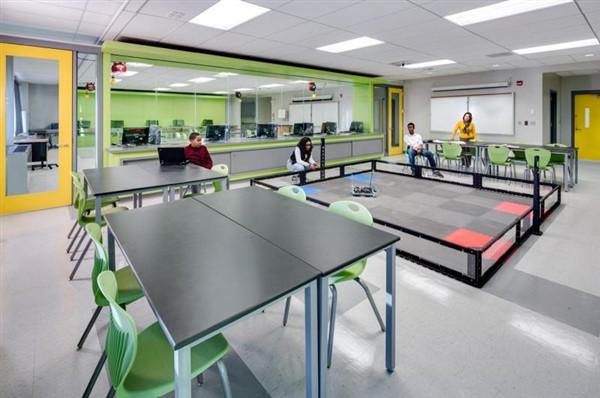 Tích hợp phòng Lab STEM