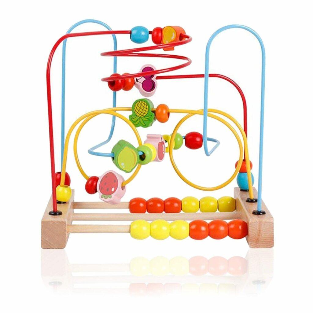 Đồ chơi trí tuệ cho bé nhiều màu sắc
