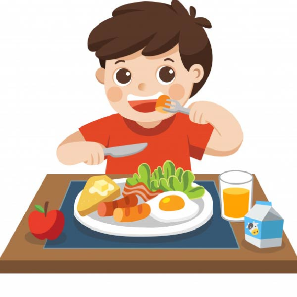 Tháp dinh dưỡng mầm non