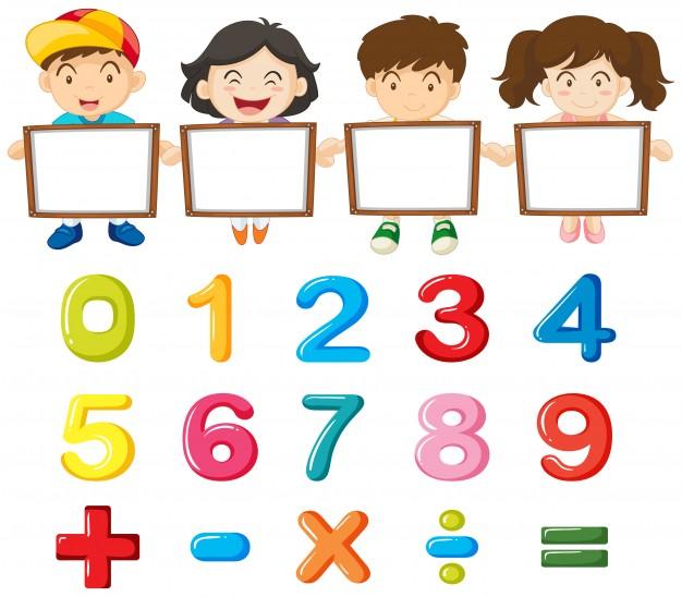 Cách dạy trẻ lớp 1 tính nhẩm phép cộng