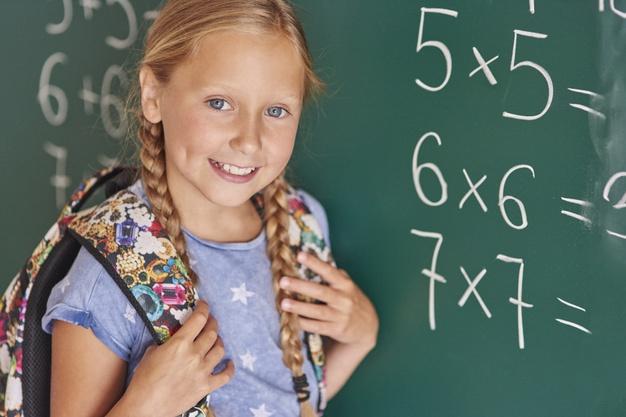 Giáo dục trẻ đếm cách hai đơn vị