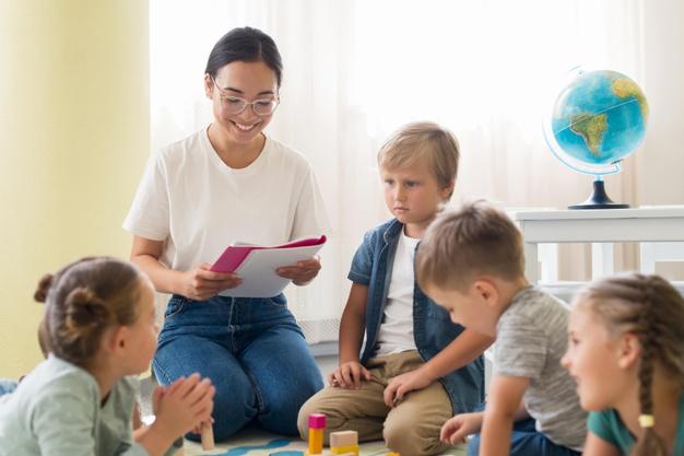 Cơ hội của ngành giáo dục mầm non