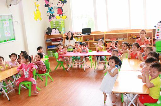Khái niệm ngành giáo dục mầm non