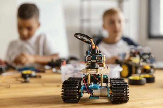 Giáo dục STEM không chỉ có Robot