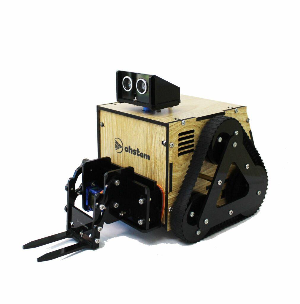 Robot wall E - giáo cụ STEAM giúp bé làm quen với lập trình và công nghệ robot dễ dàng