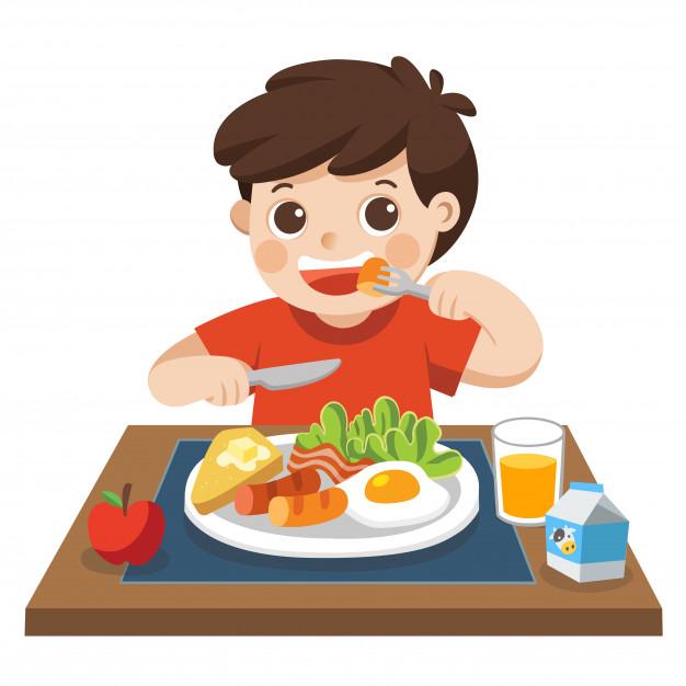 Tháp dinh dưỡng mầm non cho trẻ