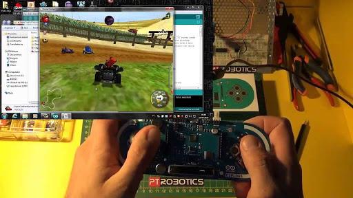 Trò chơi tương tác với Arduino