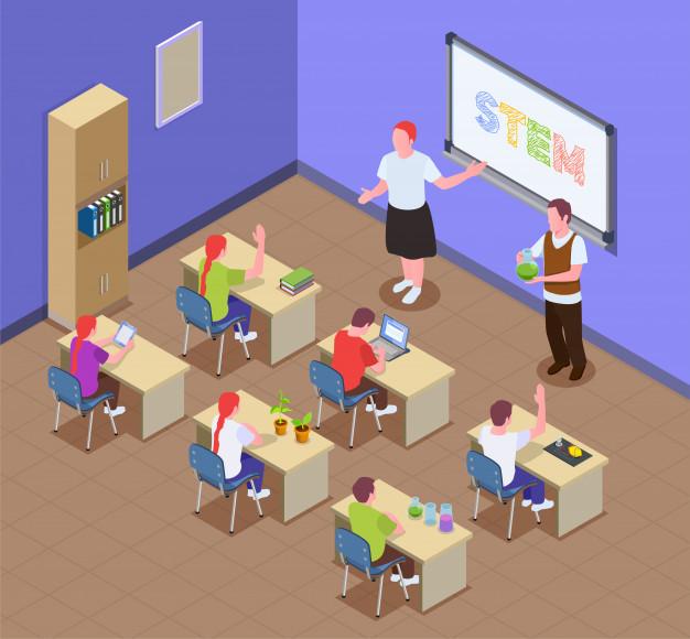 Giáo án học sinh tiểu học nên có phần giảng dạy lý thuyết STEM