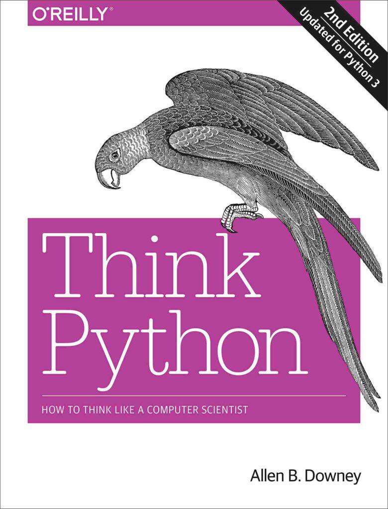 Think Python 2nd Edition