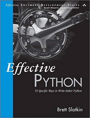 tài liệu học lập trình Python nâng cao