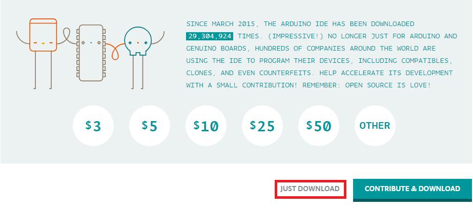 Cài đặt phần mềm lập trình Arduino IDE